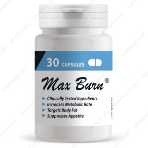 MAX BURN new